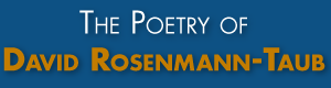 DRT Poetry Site Header Logo