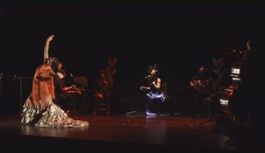 Flamenco literario