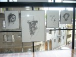 Exhibition of Drawings in Santiago, Chile